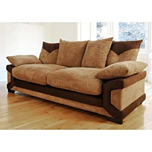 Dino 3 Amp 2 Seater Sofa Scatter Back Like Scs But