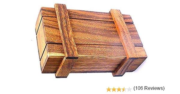LOGICA GIOCHI Art. Caja de Pandora XL - Caja Secreta - Dificultad ...
