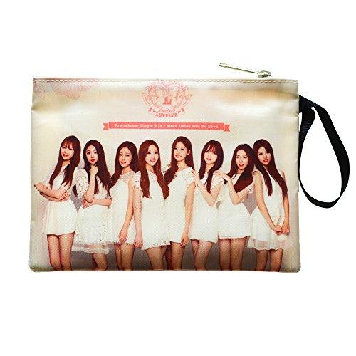 Lovelyz Bag Pouch Wristlet Bag Clutch 361