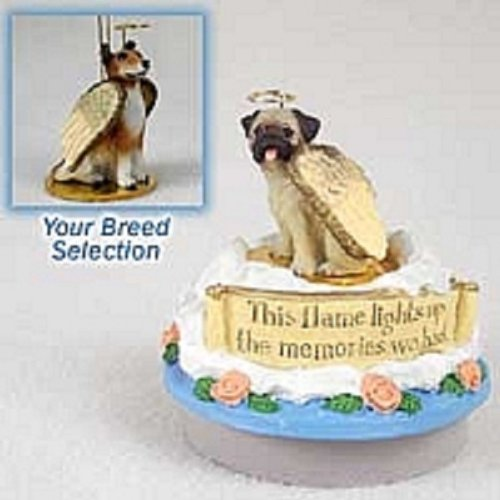Conversation Concepts Miniature Collie Smoth Hair Candle Topper Tiny One Pet Angel Ornament (Dog Ornament Collie Angel)