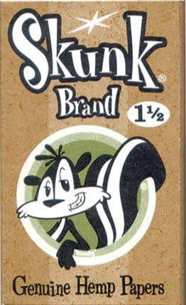 Amazon com : #Rp241 25pc Display - Skunk Brand 1½ Hemp