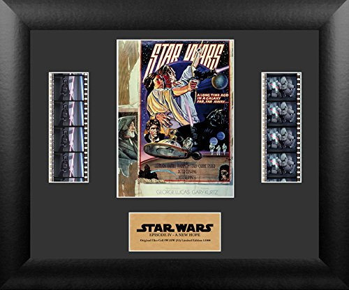 Star Wars Episode IV: A New Hope (Series 3) Framed Double Film Cell ()