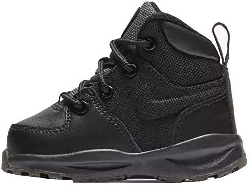 Espantar Feudal Cálculo  Nike Manoa 17 - Botas para niño, Black/Black-Newsprint, 20 M MX Niñito:  Amazon.com.mx: Ropa, Zapatos y Accesorios