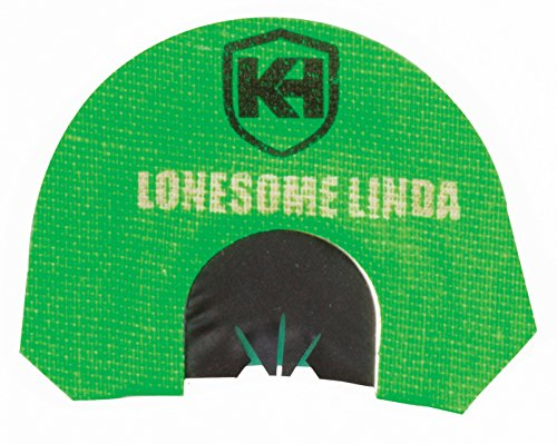 Knight & Hale Lonesome Linda Diaphragm Call Lonesome Linda Double Reed Combo Cut Diaphragm Turkey Call