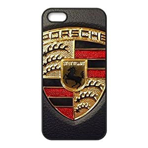 YESGG Porsche sign fashion cell phone case for iPhone 5S