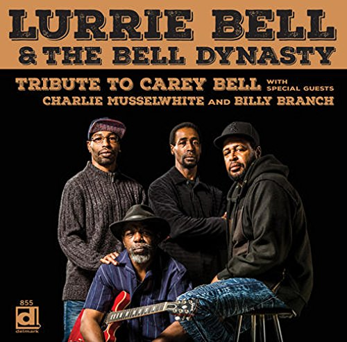 Tribute To Carey Bell by Delmark