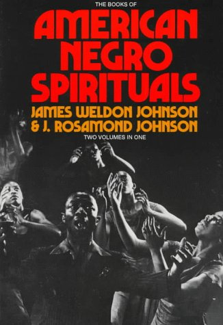 The Books Of American Negro Spirituals (Da Capo Paperback)