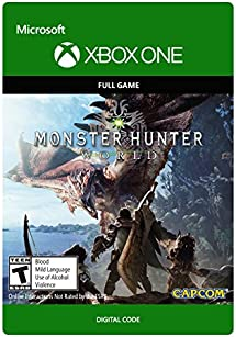 Amazon com: Monster Hunter: World - PlayStation 4 Standard Edition