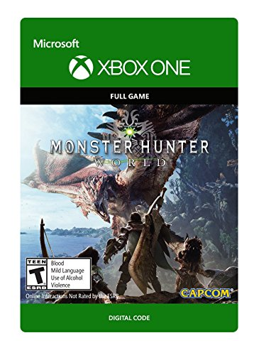 Monster Hunter: World - Xbox One [Digital Code] by Capcom