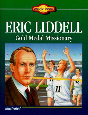Eric Liddell Missionary Readers Christian product image