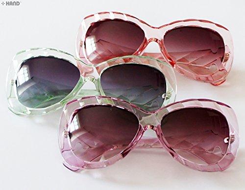 Hand® 51005sortiert Farben Retro Party Sonnenbrille UV400 4PqL0zNI