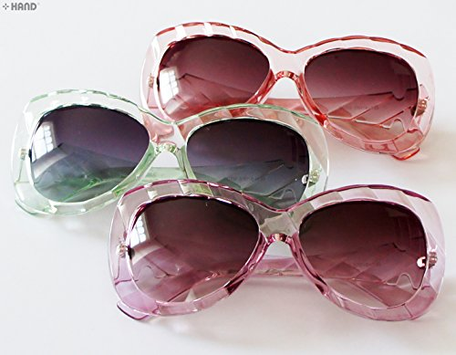 Hand® 51005sortiert Farben Retro Party Sonnenbrille UV400 pW1tBO7pGG