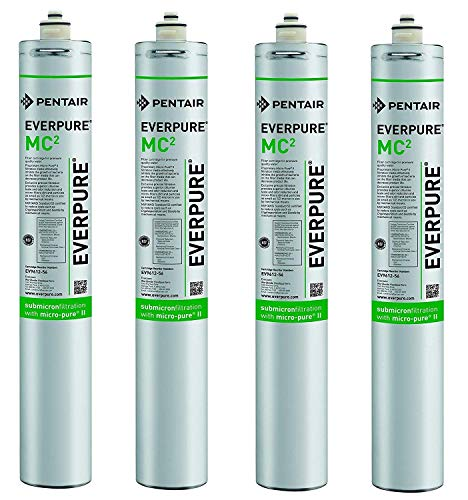 (Everpure EV961256 Mc 2 Cart (Pack of 4))