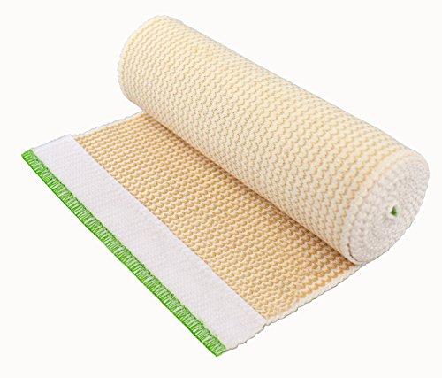 NexSkin Elastic Bandage Wrap with Hook and Loop Closure, 6
