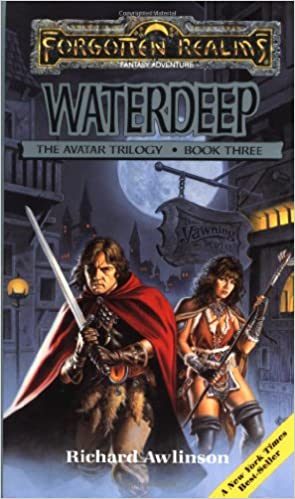 WATERDEEP-AVATAR #3