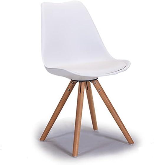 Wooden Stool Silla nórdica de la Silla/del Minimalista Moderno ...