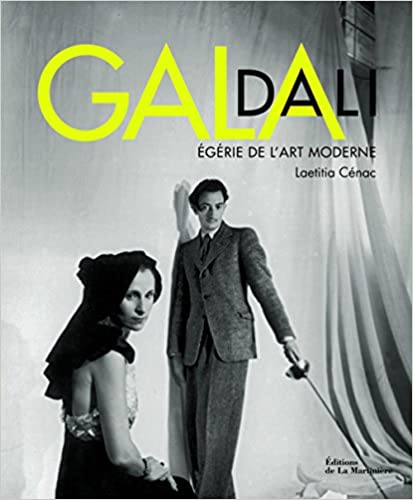 Gala Dali. Egérie de l'art moderne