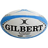 Gilbert G-TR4000 Rugby Training Ball - Royal (Size - 5)