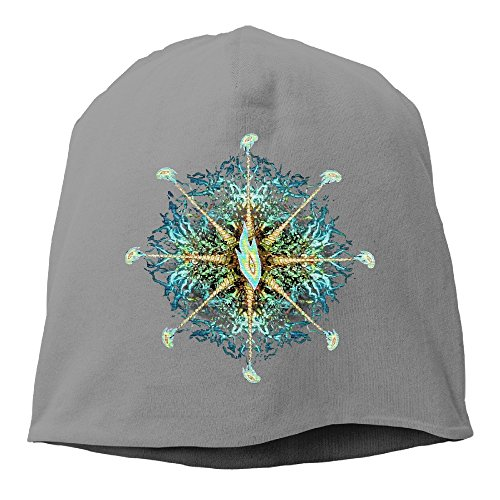 Tool Band Nerve Ending 3 Unisex Fashion Winter And Fall DeepHeather Beanie Cap Skull Caps