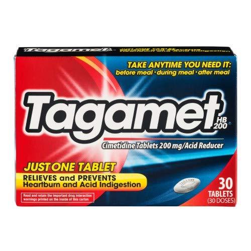 Tagamet Acid Reducer Hb (Pack of 6)