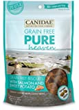 CANIDAE Grain Free PURE Heaven Adult Dog Biscuits With Salmon & Sweet Potato, 11 oz