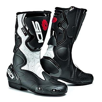 Sidi Fusion Lei Motorradstiefel Schwarz 38 Gr/ö/ße