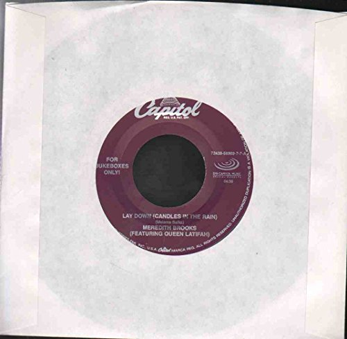 Lay Down (Candles in the Rain)/Shout (U.S. 7 Inch Vinyl 45)