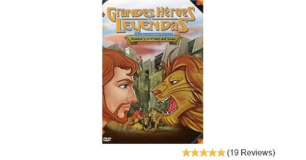 Amazon.com: Grandes Heroes y Leyendas de la Biblia: Den Daniel y el Cubil del Leon: Charlton Heston, Bill Kowalchuk: Movies & TV