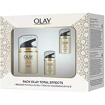 Olay Olay Total Effects C. Dia Spf 15 + Mini Sets 75 ml: Amazon.es