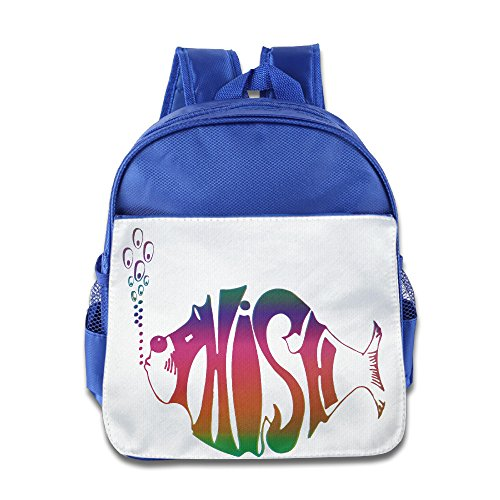 [HYRONE Phish Band Boys And Girls Shoulders Bag For 1-6 Years Old RoyalBlue] (Child Cheese Costumes)