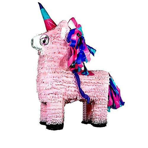 MostroMania - Piñata para niños - Unicornio Rosa - Juegos de ...