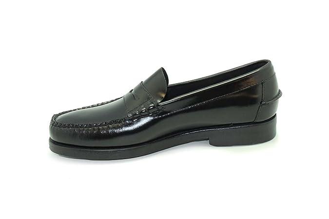 Martinelli Alcalá B182-0011 - Mocasines de piel para hombre, suela de goma: Amazon.es: Zapatos y complementos