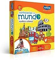 Grandão 48 Peças Conhecendo o Mundo Toyster Brinquedos