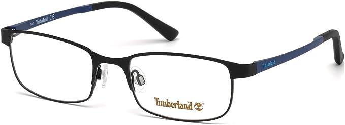 TIMBERLAND Eyeglasses TB1548 049 Matte Dark Brown 53MM
