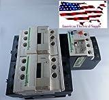 New LC1D25 Professional Reversing Motor Starter 15HP @ 480V 17-22 Amp Overload 220V Coil