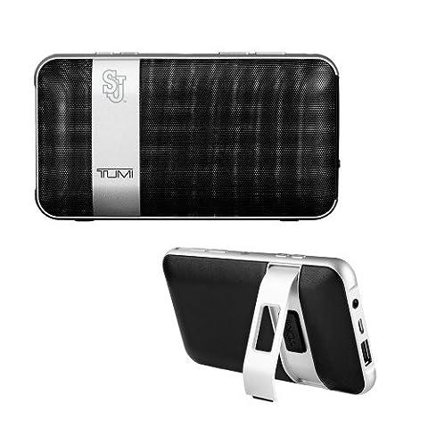 St. Johns Tumi Wireless Portable Speaker w/Powerbank 'SJ Engraved' - Sj Speaker Cable