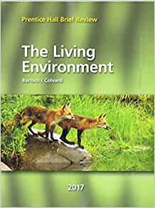 Prentice Hall Brief Review The Living Environment 2017 ...