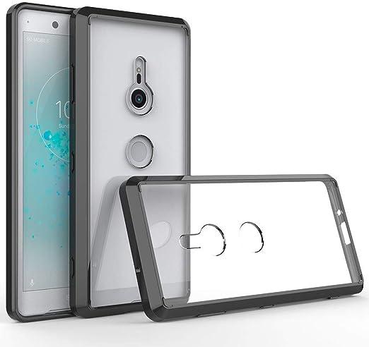 Olixar - Carcasa rígida para Sony Xperia XZ3 (Compatible con Carga inalámbrica, protección contra Golpes, Transparente): Amazon.es: Electrónica