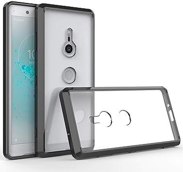 Olixar - Carcasa rígida para Sony Xperia XZ3 (Compatible con Carga ...