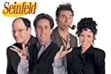 Pyramid Seinfeld Cast Wall Poster