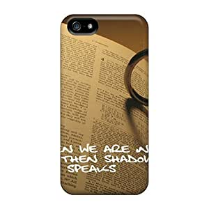 phone covers Faddish Love Shadow Case Cover For iPhone 5c WANGJING JINDA