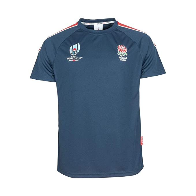 Rugby World Cup Japan 2019 - Camiseta de Manga Corta para Hombre ...