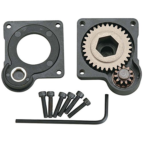HPI Racing 87127 Back Plate Unit for Nitro Star K Series with Pullstart