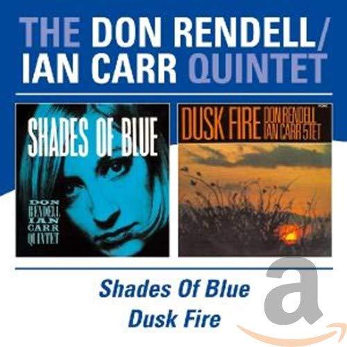 CD : Ian Carr - Shades Of Blue/ Dusk Fire (united Kingdo...