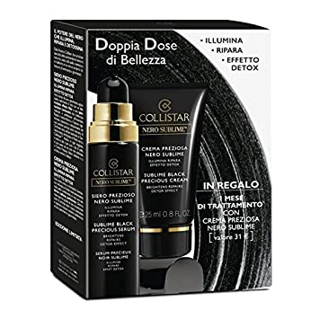Amazon.com: Estuche Collistar Nero Sublime Serum 30ml + ...