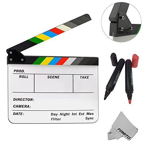 fomito-25x30cm-10x12-acrylic-plastic-dry-erase-directors-film-clapboard-cut-action-scene-clapper-boa