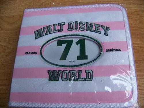 - DISNEY World Park Exclusive PHOTO ALBUM - PINK & WHITE STRIPE