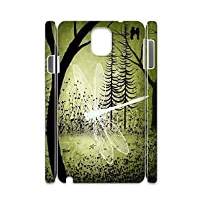 Beautiful Dragonfly DIY 3D Cover Case for Samsung Galaxy Note 3 N9000,personalized phone case ygtg-310318