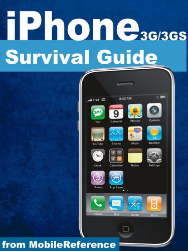 iphone 3g and 3gs survival guide concise step by step user guide rh amazon com iPhone 8 Plus User Guide iPhone 8 Plus