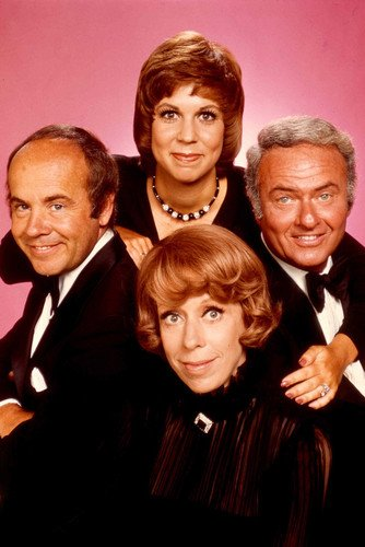 The Carol Burnett Show Cast Poster
